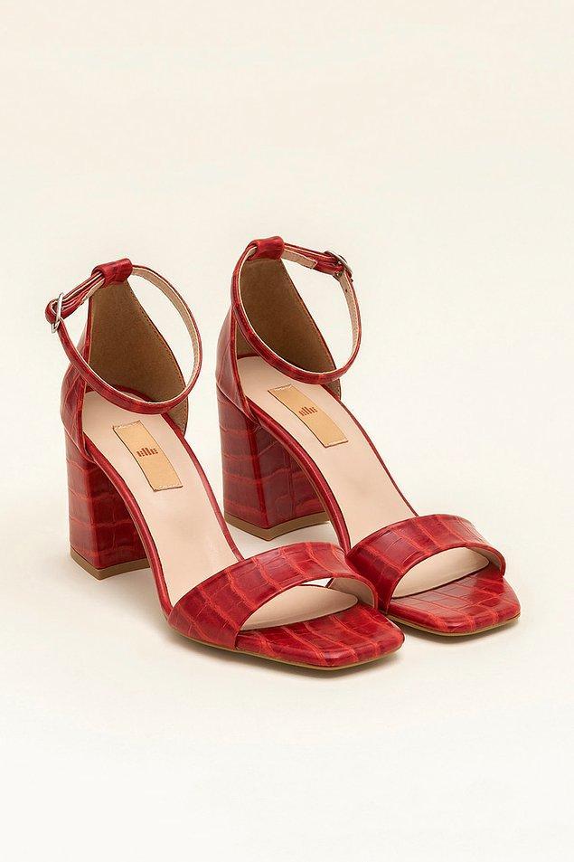 17. Kırmızı sandalet aşkına...❤️