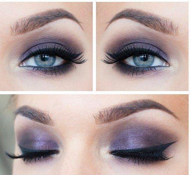 2. Mavi gözleriniz varsa pembe ve fuşyalardan kaçınmalısınız.