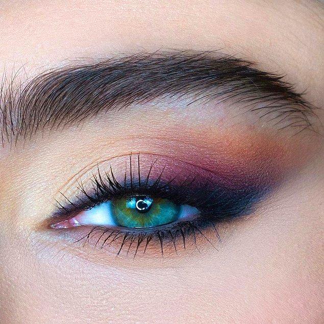 10. Çekik Gözler: şansınız gözlerde epey bir yaver gitmiş.
