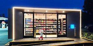 Kasiyer Yok, Sıra Beklemek Yok! Dünyanın En Büyük Otonom Mağazası Şanghay'da Açıldı