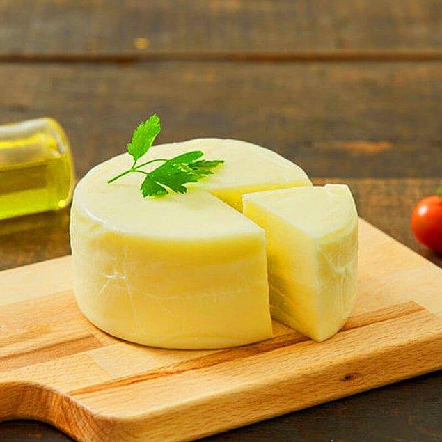 2. Kaşar peynirlerinin büyük bölümü eritme peynirden oluşuyor.