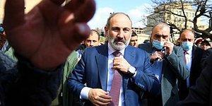 Ermenistan Başbakanı Paşinyan: 'Muhalefet Bazı Şartları Kabul Ederse Erken Seçime Gideriz'