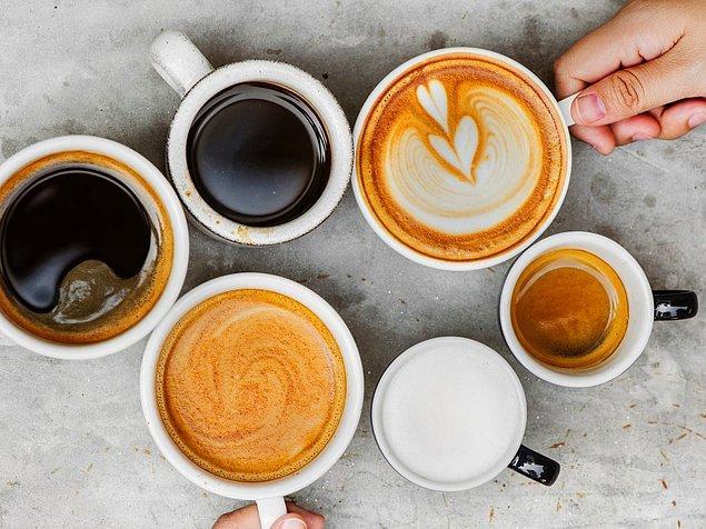 8. Kahve oldukça değerli bir bitki çekirdeği. Bu nedenle içine mutlaka bir şeyler karıştılıyor.