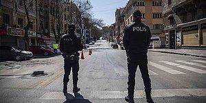 İstanbul Valiliği'nden Sokağa Çıkma Kısıtlaması Açıklaması