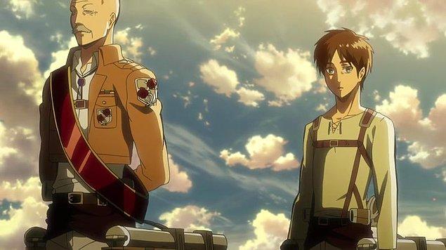 'Attack On Titan'ın son sezonu olması ve bu sezonun büyük ilgi görmesiyle animenin IMDb'de yer alan bölümlerinin her birinin ortalama 9 puan almasına yol açtı!