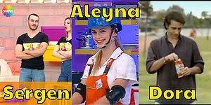 Farkında Olmasak da Geçmişte Televizyonda Gördüğümüz Survivor Gönüllüler Takımındaki Bazı Yarışmacılar