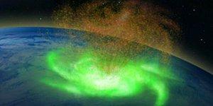 Kuzey Kutbu'nun Üstünde Yağmur Yerine Elektron Yağdıran Uzay Kasırgası Keşfedildi