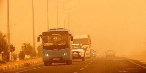 Türkiye İçin 'Sezyum 137' Radyoaktif Kalıntılı Toz Taşınımı Uyarısı: 'Dışarı Çıkmayın'