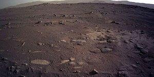 Koşun! NASA'nın Uzay Aracı Perseverance, Kızıl Gezegen'den Detaylı Yeni Görüntüler Gönderdi
