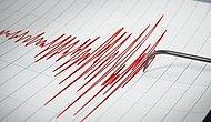 Yunanistan'da 6.2 Büyüklüğünde Deprem Meydana Geldi