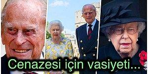 Bir Süredir Hasta Olan Prens Philip'in Hayatını Kaybetme Durumunda Kraliyette Uygulanacak Prosedürler