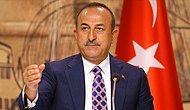 Dışişleri Bakanı Çavuşoğlu: 'Mısır ile Deniz Yetki Anlaşması İmzalayabiliriz'