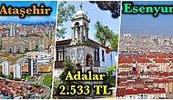 Mega Şehir İstanbul'da Son 1 Yılda Kira Fiyatı En Çok Artan 15 İlçe