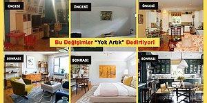 Bu Odaların Öncesi ve Sonrası Fotoğraflarını Görünce İnanamayacaksınız!