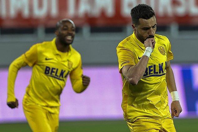 Sarı-lacivertlilere galibiyeti getiren golleri 45+1'te İbrahim Akdağ (penaltı) ve 55'te Saba Lobjanidze kaydetti. Galatasaray'ın golünü 90+2'de Kerem Aktürkoğlu attı.