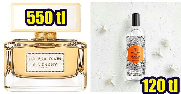 15. Bu parfümün muadili resmen aynı kokuyor.!