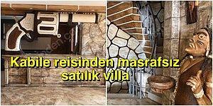 Kendini Vahşi Batı'da Zanneden Ev Sahibinin Sahibinden.com'daki Aşırı Göz Kanatan Evinin Detayları