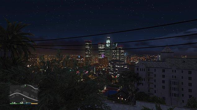 1. Los Santos - GTA V
