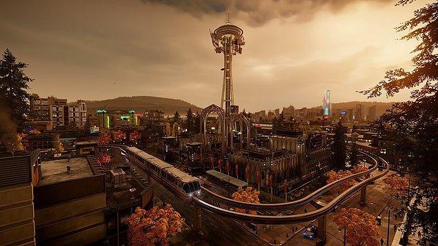 2. Seattle - Infamous