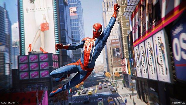 6. New York - Marvel's Spider-Man