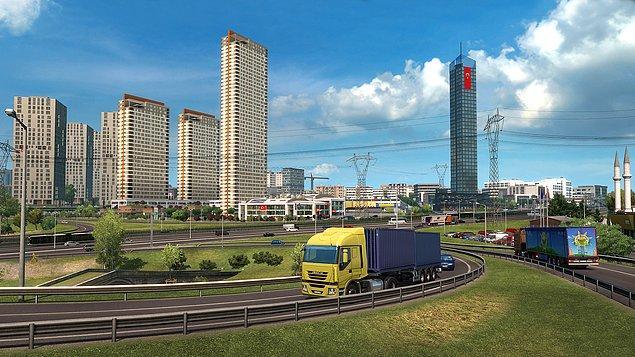 13. Avrupa - Euro Truck Simulator