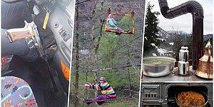 Asla Çaysız Yapamayan Rizelilerin Gün İçerisinde Sadece Rize'de Karşılaşabileceği 33 Fantastik Görüntü