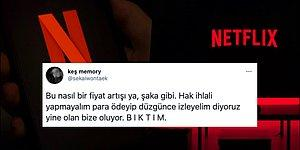 Kaliteli İçerik Üretebilmek İçin Abonelik Ücretlerine Zam Yapan Netflix Türkiye'ye Gelen Tepkiler