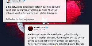 Acımız Büyük! Şehit Haberlerinin Ardından Sosyal Medyada Başsağlığı Mesajları