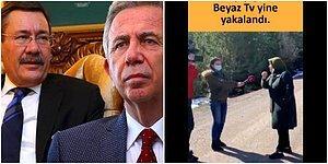 Beyaz TV'nin Mansur Yavaş Aleyhindeki Sahte Röportajını Köy Halkı Bozdu: 'Ne Gördüysek Yavaş'tan Gördük'