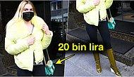Konyalı Dünya Starı Aleyna Tilki'nin Gözlerinizi Yuvalarından Çıkartma Garantili 45 Bin Liralık Kombini