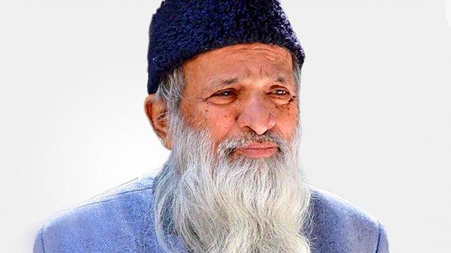 Abdul Sattar Edhi, 28 Şubat 1928'de Hindistan'da dünyaya geldi.