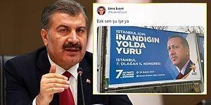 Bakan Koca'dan İstanbul İçin Uyarı: 'Hasta Artışı Olduğu Görülüyor'