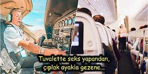Hayatlarını İçten İçe Merak Ettiğimiz Uçuş Görevlilerinden Duyduğunuzda Afallayacağınız Samimi İtiraflar