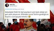 Atilla Taş, Stalincilere Savaş Açtı: 'Tarihin Gördüğü En Büyük O. Çocuğuydu'
