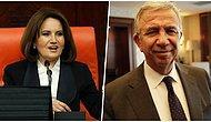 Metropoll'ün Hazırladığı Türkiye'nin Nabzı Anketinde Mansur Yavaş ve Meral Akşener En İyi İsimler Seçildi!