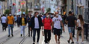 Koronavirüs Türkiye: 24 Saatte 15 Bin 191 Yeni Vaka, 283 Ölüm...