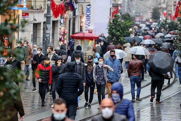 Koronavirüs önlemleri kapsamında üç aydır uygulanan hafta sonu kısıtlaması sonrası İstanbul'da kısıtlamasız ilk Cumartesi günü manzara hiç iyi değildi.  👇