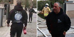 İlk Müdahaleyi Kendi Yaptı: Cem Yılmaz'ın Levent'teki Evinde Yangın Çıktı