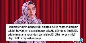 İstanbul Sözleşmesi'nin İptal Edilmesi Gerektiğini Savunan Sema Maraşlı, Tepkilerin Odağında