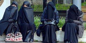 İsviçre'de Peçe ve Burka, Halk Oylaması ile Yasaklandı