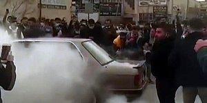 Ankara'da Drift Partisi: Sürücülere Ceza Verildi, 26 Araç Trafikten Men Edildi