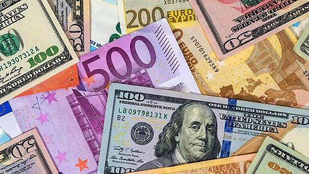 8 Mart Dolar-Euro Fiyatlarında Son Durum