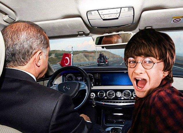 4. Ne Hogwarts'ı yürü imam hatipe gidiyoruz...
