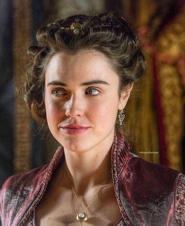 7. Judith karakterini canlandıran Jennie Jacques 31 yaşında...
