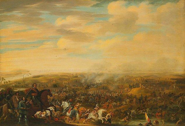 1. 1568 yılında Hollanda'nın tüm nüfusu, Katoliklikten Protestanlığa geçtikten sonra sapkın oldukları gerekçesiyle ölüme mahkum edilmişti.
