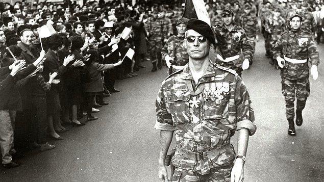 9. The Battle of Algiers (1966)