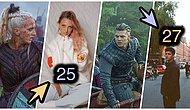 İzlerken Kendimizden Geçtiğimiz 'Vikings' Dizisindeki Karakterlerin Yaşları ve Sevgilileri