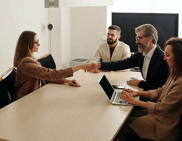 13. Uzun süreli profesyonel ilişkiler kurmanızı sağlar.