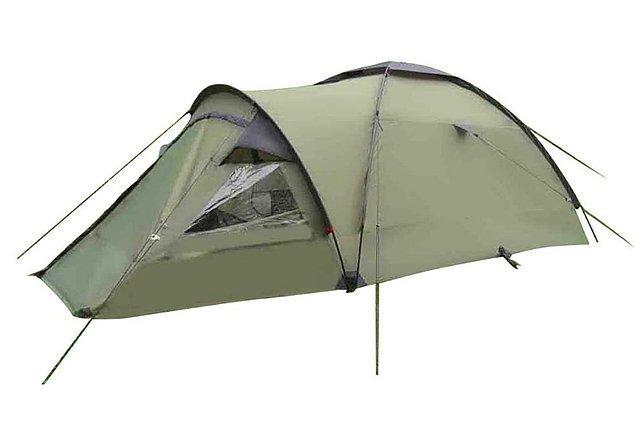 1. Elbette kamp denince akla gelen ilk şey çadır...