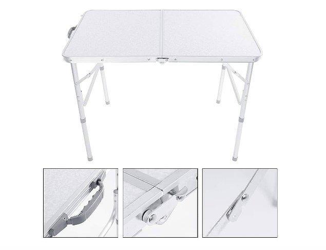 3. Arkadaşlarla toplanıp bir şeyler öveceksek bu masayı övelim